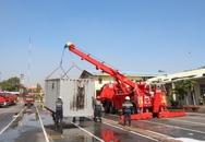 TP.HCM có thêm 12 xe chữa cháy hiện đại