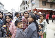 Nữ sinh Việt kể lại giây phút thoát hiểm kinh hoàng trong động đất Nepal