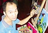 Họa sĩ Lê Quang Lĩnh: Vẽ để vượt lên nỗi buồn