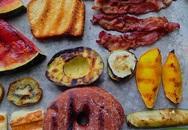 12 thực phẩm ăn rất ngon khi nướng có thể bạn chưa biết