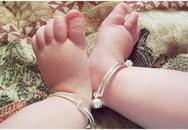 Lợi ích từ việc đeo vòng bạc cho con và những điều cần lưu ý