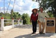 Lão nông ở nhà nát, bỏ trăm triệu xây cầu cho dân