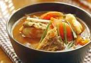 Canh cá nấu cà chua, cách nấu canh cá ngon, món cá ngon