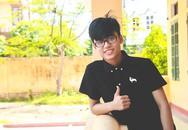 Em trai Sơn Tùng M-TP rạng rỡ bên trường cũ