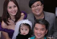 Sao Việt rộn ràng đến mừng thôi nôi con gái Gia Bảo
