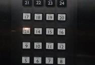 """Vì sao hầu hết chung cư Hà Nội """"thiếu"""" tầng 13?"""