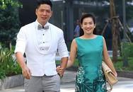 Vợ chồng Bình Minh mặn nồng bên nhau