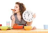 4 lý do quan trọng nhắc bạn cần ăn đúng giờ
