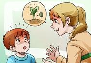 Cách trả lời khôn ngoan của bố mẹ khi bé hỏi về sự ra đời của em bé