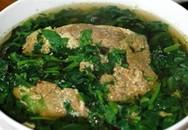 Canh cua rau đay ngon mát cho bữa cơm hè