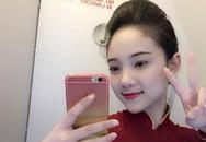 Dân mạng truy tìm nữ tiếp viên hàng không xinh xắn