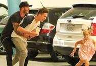 David Beckham tức giận khi bị chỉ trích cách nuôi công chúa nhỏ