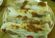 Hấp dẫn bánh cuốn trứng Lạng Sơn