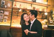 Vân Trang và bạn trai Việt kiều tổ chức đám hỏi