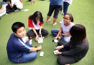 Học sinh Hà Nội dạy trẻ em nhận thức về tình yêu gia đình