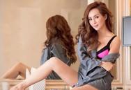 Hoa hậu châu Á sửa cằm nhọn, bị đồn cặp một lúc hai đại gia