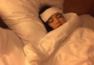 Lý Nhã Kỳ đổ bệnh sau 3 ngày dự LHP Cannes