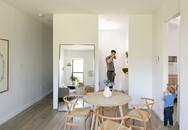 Căn hộ 63m² thoáng rộng cho gia đình 3 người