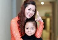 Ngọc Anh khoe con gái 7 tuổi xinh xắn