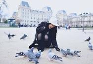 Ngọc Thanh Tâm tận hưởng không khí thanh bình ở châu Âu