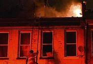 Xót thương 4 mẹ con bị thiêu sống bởi hỏa hoạn