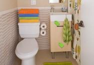 Mẹo hay cho nhà vệ sinh hẹp