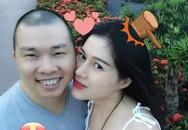 """Cận cảnh nhan sắc vợ trẻ của diễn viên """"đầu gấu"""" nhất Việt Nam"""