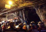 Sập mỏ vàng, 12 thợ mỏ mất tích