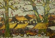 Lần đầu tiên Việt Nam triển lãm tranh sơn mài tại Hàn Quốc