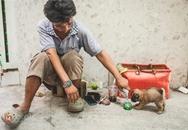 """""""Tại sao phải giúp anh đánh giày và chú chó khi ta nghèo nàn và yếu đuối hơn họ?"""""""