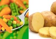 """Những loại rau quả bạn nên tránh xa để """"giữ eo"""""""