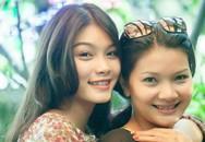 Con gái Kiều Trinh: 'Tôi không ngại cảnh nóng vì có mẹ ở bên'
