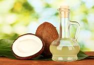 Lợi ích bất ngờ của dầu dừa