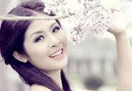 """Hoa hậu Ngọc Hân: """"Tôi thấy mình mặc gì cũng đẹp"""""""