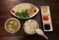 Đi ăn cơm gà Hải Nam ngon, lạ phố Lò Đúc