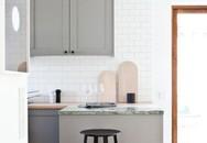 8 căn bếp siêu nhỏ, siêu đơn giản nhưng dễ ứng dụng
