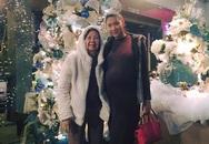 Ngọc Quyên đón Noel bên mẹ, vắng hẳn bóng chồng