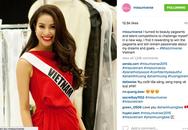 Gây sốt truyền thông, Phạm Hương được quản lý tài khoản instagram Hoa hậu Hoàn vũ
