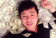 Sở thích khoe tiền gây sốc dư luận của Quang Lê