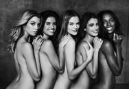 Dàn 'thiên thần nội y' mới của Victoria's Secret tung ảnh nude nóng bỏng