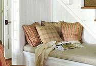 Muôn cách tận dụng gầm cầu thang chứa đồ cho nhà nhỏ