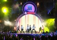 Nouvo FI xuất hiện tại lễ hội Yamaha Countdown cùng dàn sao 'khủng'