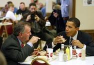 Lần đầu tiết lộ thói quen ăn uống khác lạ của Tổng thống Obama