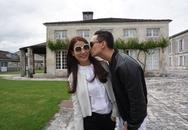 Kim Lý chu môi hôn Trương Ngọc Ánh giữa không gian lãng mạn nước Pháp
