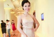 Á hậu Hoàng Oanh lộng lẫy với ba bộ váy trong một sự kiện