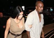 Bà bầu Kim Kardashian không ngừng khoe cơ thể