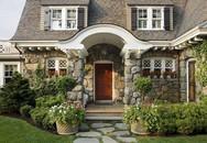 Những ngôi nhà có mặt tiền khiến bạn yêu ngay từ cái nhìn đầu tiên