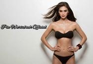 Tân Hoa hậu Hoàn vũ tự tin khoe vóc dáng dù bị chê xấu