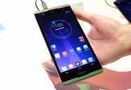 """Điểm mặt smartphone có kích cỡ """"khủng"""" nhất"""