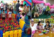 Lần đầu tiên có hội chợ cho riêng các bà bầu ở Sài Gòn